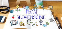 Tečaj slovenščine za tujce (raven A2 – vmesna raven)